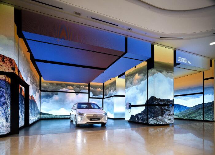Hyundai Motorstudio Hanam (현대 모터스튜디오 하남)