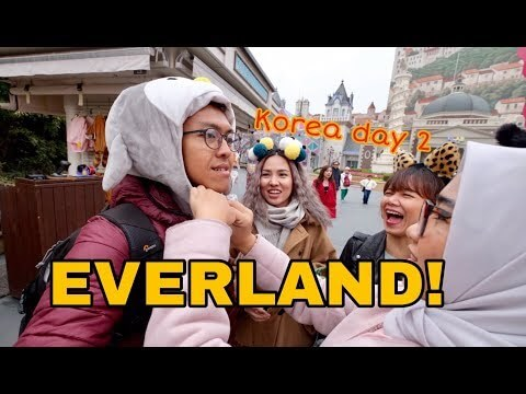 KOREA VLOG #2 : EVERLAND!