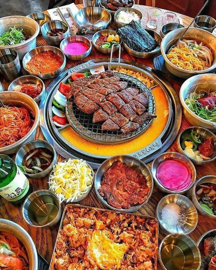 BBQ Korea