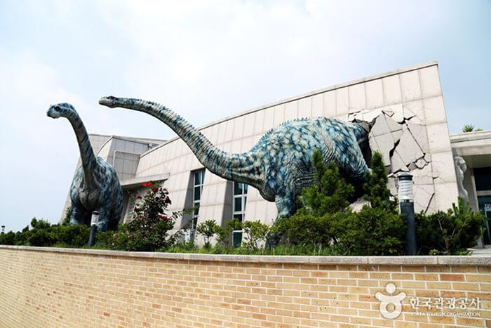 Museum Dinosaurus Haenam