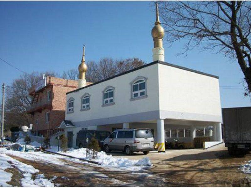 Masjid Gyeonggi / Paju