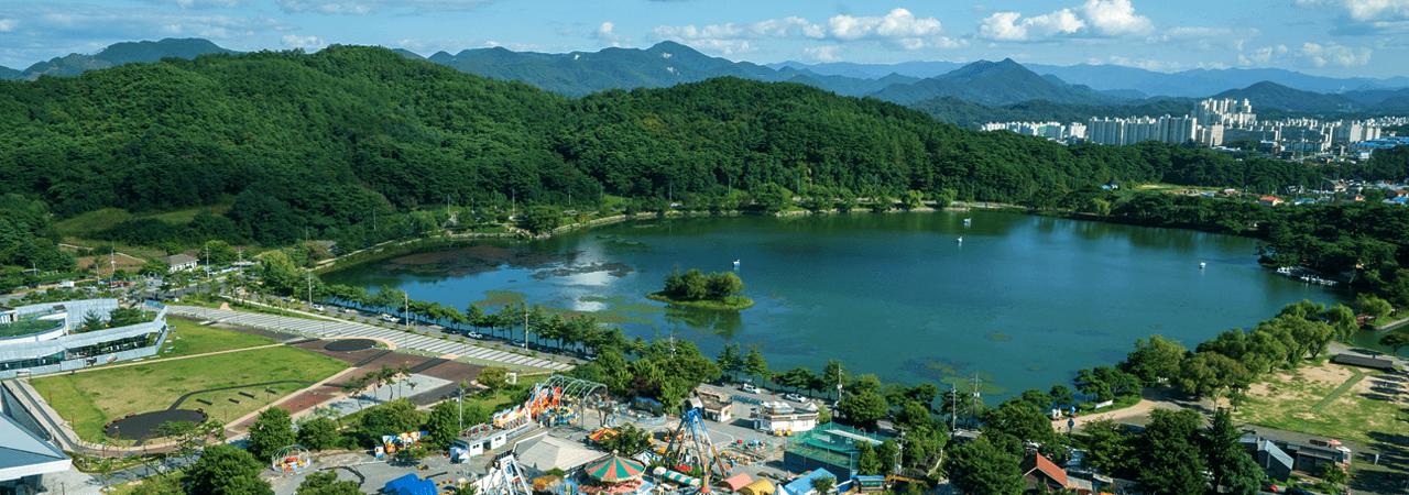 Provinsi Chungcheongbukdo Pengobatan Korea & Tur Pemulihan King Road
