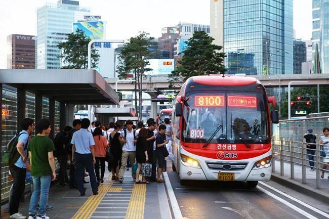 Jam Operasional Transportasi Umum Diperpanjang untuk Liburan Chuseok 2015