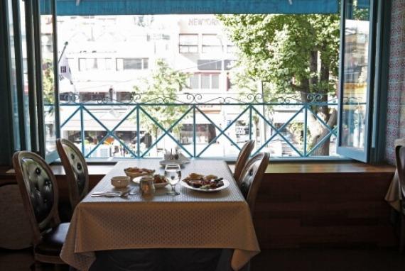 Restoran Kervan (Cabang Itaewon)