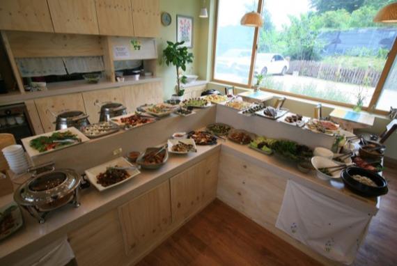 Makanan Vegan Loving Hut