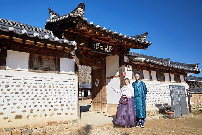 Satu Hari dalam Kehidupan Bangsawan Joseon