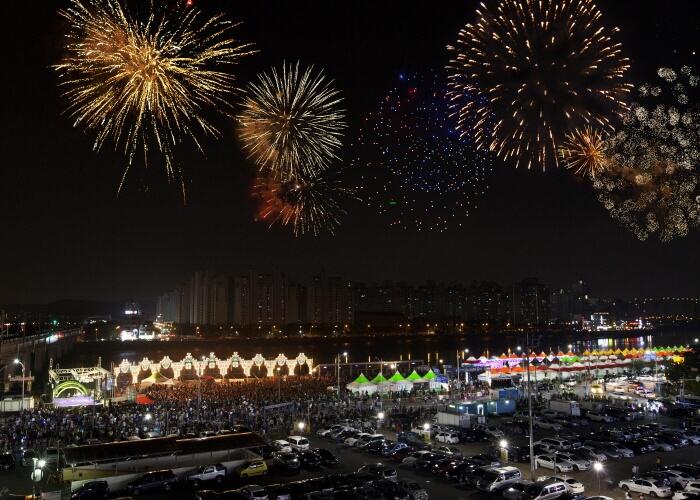 Festival Pelabuhan Soraepogu (소래포구축제)