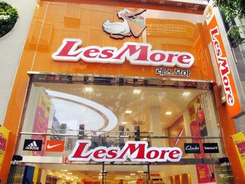 LesMore - Cabang Myeongdong