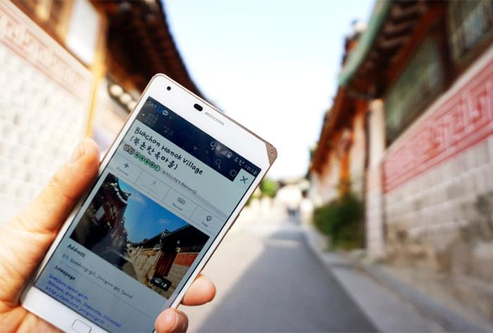 Berwisata dengan Cara Pintar Lewat Aplikasi Ponsel VisitKorea