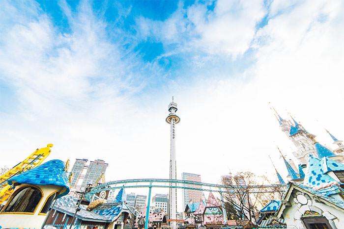 10 Objek Wisata Korea Paling Populer tahun 2016