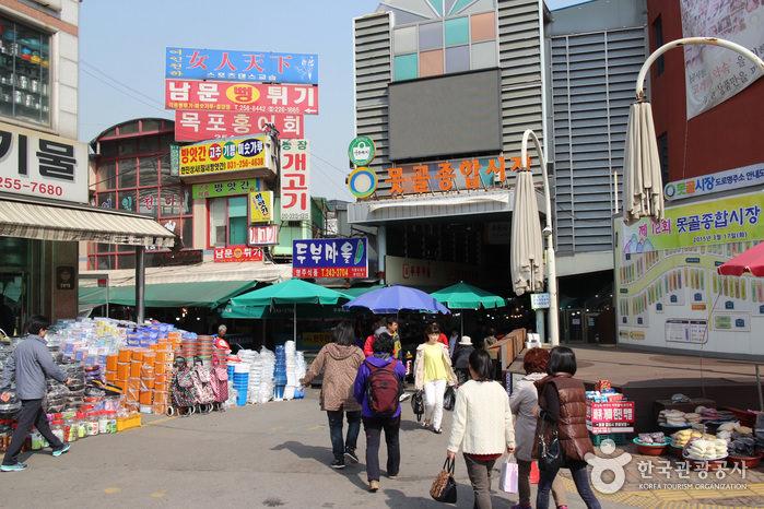 Pasar Motgol