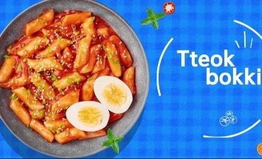 Halal K Food Cooking Studio [tteokbokki]