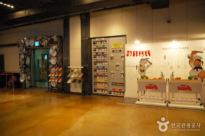 Teater Nanta Myeongdong