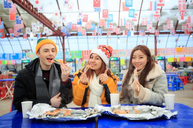 TOP 3 Festival Musim Dingin untuk Dinikmati di Korea!