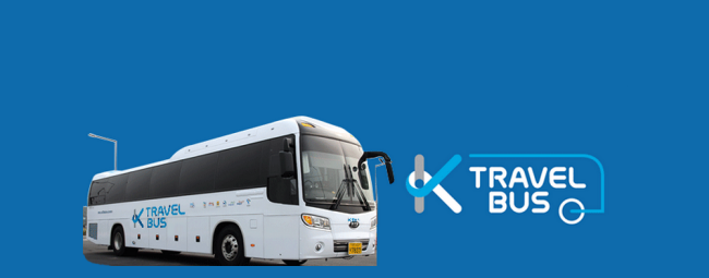 Bus Eksklusif Turis Asing, K-Travel Bus Siap Dikendarai!