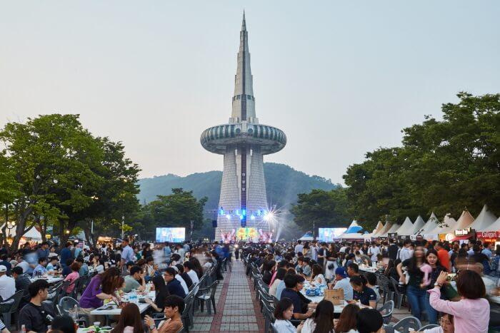 Festival Craft Beer & Musik Daejeon (대전 수제맥주&뮤직페스티벌)