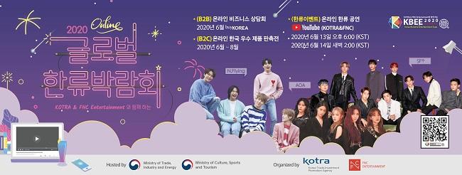 Korea Brand & Entertainment Expo 2020 Dibuka