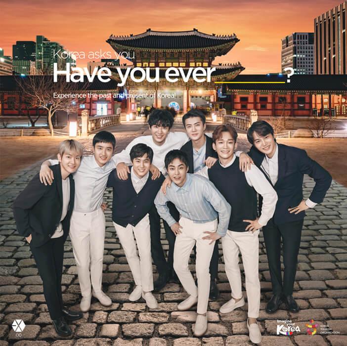 EXO: Pernahkah Kamu Merasakan Pengalaman Ini di Korea?