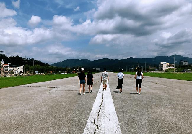 Mosan Airfield Menjadi Populer Setelah Tampil di Video Musik BTS