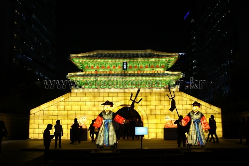 Festival Lampion Seoul