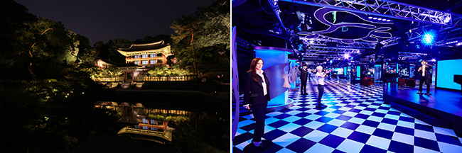 Pengalaman Hallyu dan Program Tur Moonlight untuk Pengunjung Internasional