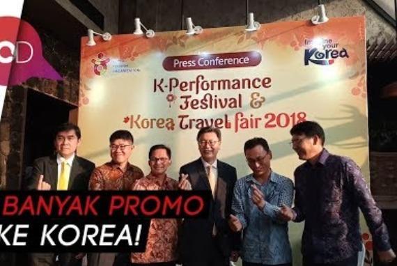 Korea Selatan Makin Diserbu Wisatawan Indonesia