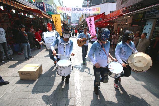 Festival Global Pasar Namdaemun 26-28 Mei