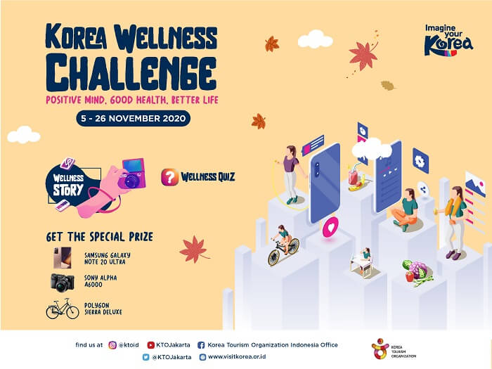 EVENT: KOREA WELLNESS CHALLENGE