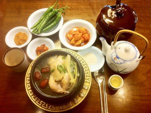 Restoran Samgyetang Maeul - Cabang Utama