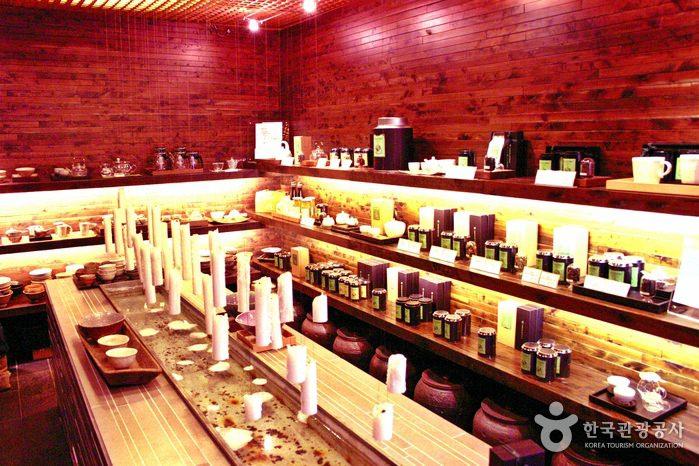 Museum The Beautiful Tea