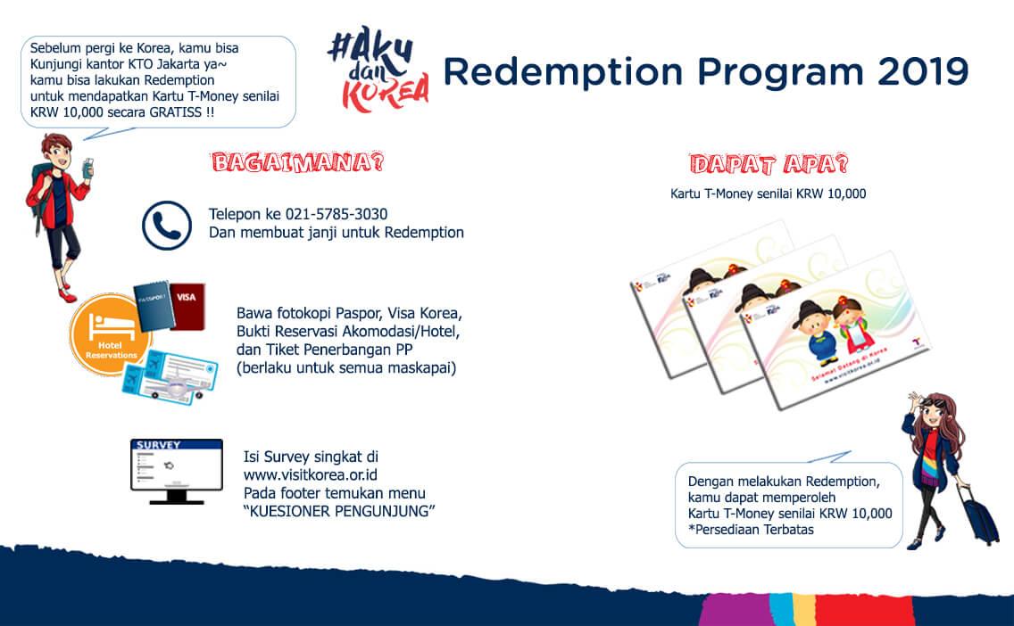 FIT REDEMPTION PROGRAM 2019