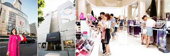 Pusat Perbelanjaan Utama Meningkatkan Periode Penjualan