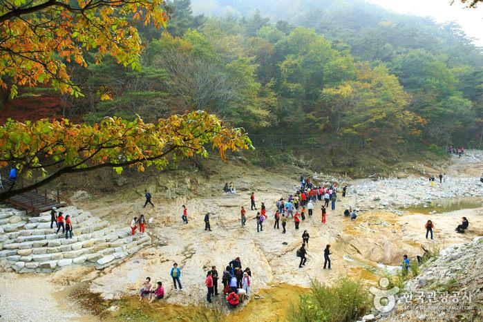 Osaek Mineral Spring