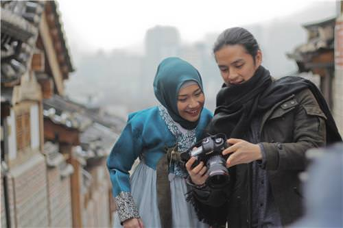 Rilis Film Indonesia dengan Latar Korea