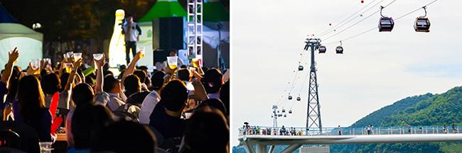 Nikmati Festival Bir & Naik Kereta Gantung di Busan bulan Juni ini!