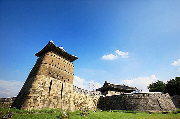 Benteng Hwaseong (Ditetapkan Tahun 1997)