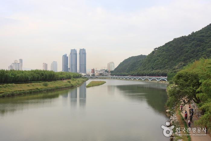 Sungai Taehwangang