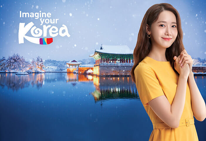 Jelajahi Musim Dingin Korea