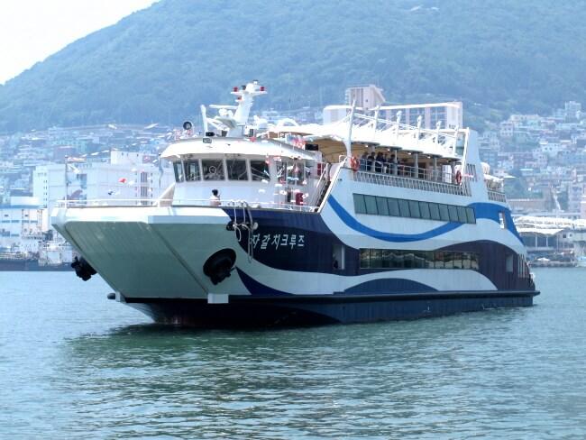 Nikmati Perjalanan Kapal Jagalchi Cruise untuk Merasakan Tur Terbaik Busan