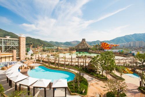 Taman Air Gimhae Lotte