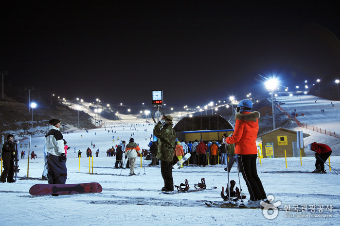 Eden Valley Ski Resort (Yangsan Eden Valley Resort)