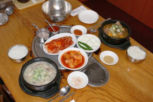 Hamgyeong-do Wangsundae (Berbahan Sosis Korea)