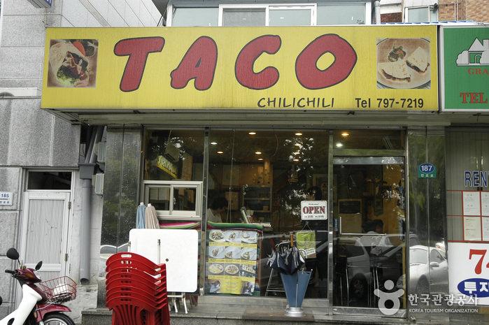 Restoran Taco Chilichili