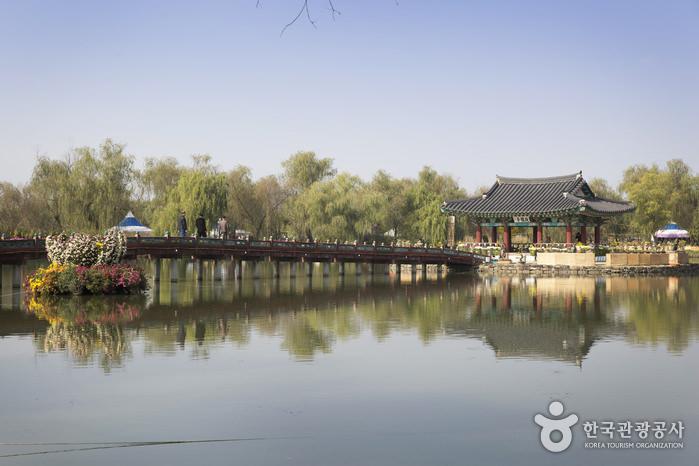 Taman Seodong dan Kolam Gungnamji