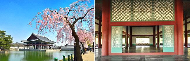 Pembukaan Khusus Paviliun Gyeonghoeru Dimulai Bulan April Ini!