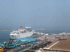 Cruise in Jeju