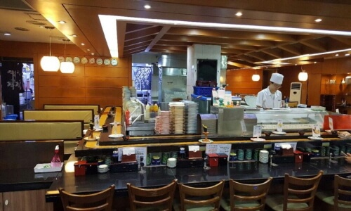 Sushi Hiroba Cabang Yeoksam