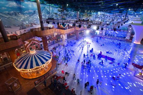 Onemount Snowpark