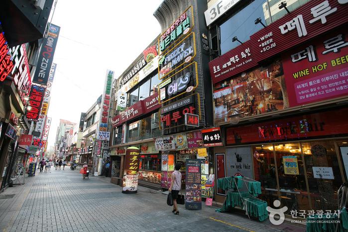 Seomyeon 1 Beonga (Jalan Pertama Seomyeon)