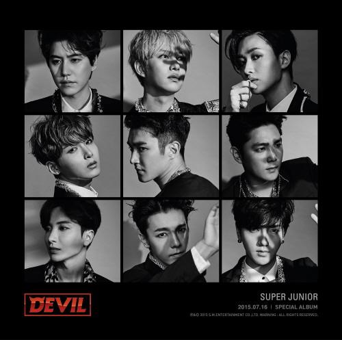 Super Junior akan Merilis Album Spesial ?Devil? Pada Tanggal 16 Juli